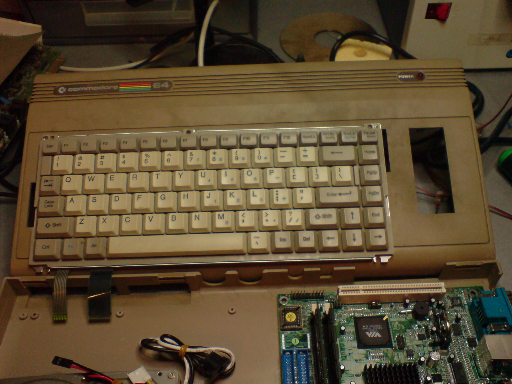C64_tastaturversuch1