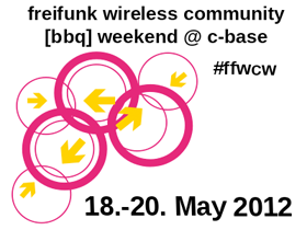 Wireless Community Weekend 2012
