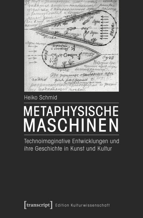 Metaphysische Maschinen - Technoimaginative Entwicklung und ihre Geschichte in Kunst und Kultur